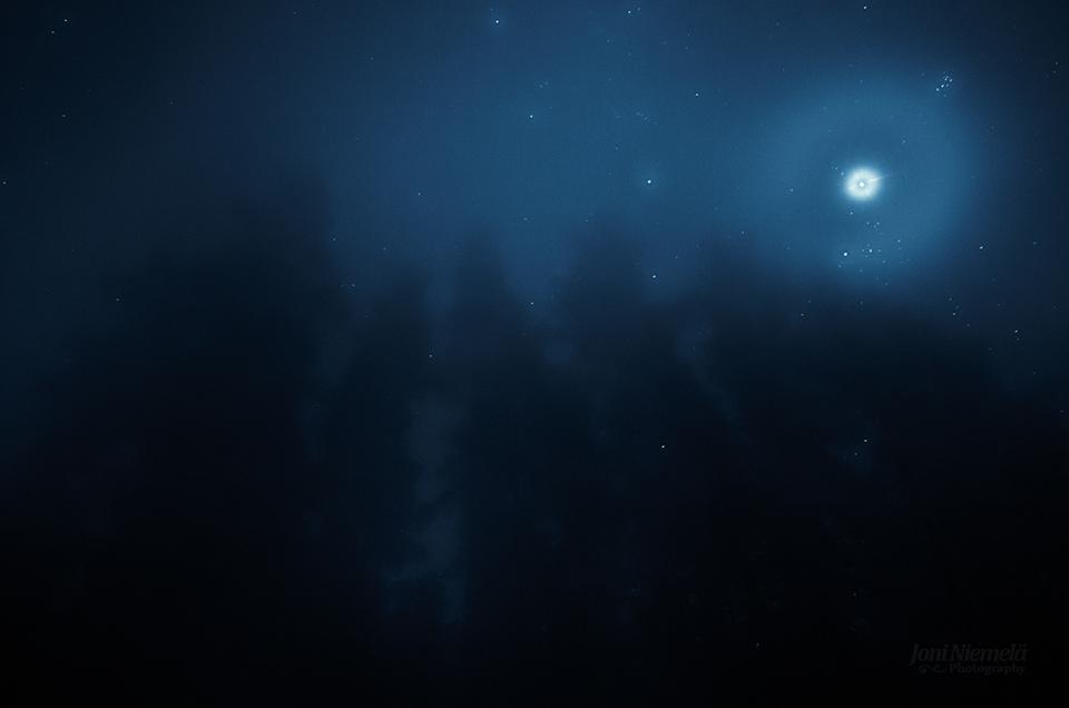 Blue Mist by Nitrok