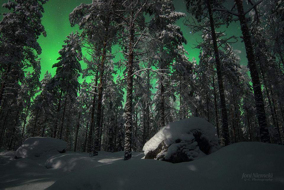 Green Glow by JoniNiemela