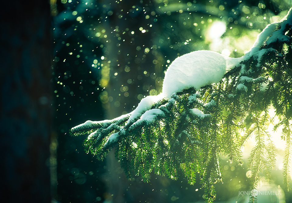 Snowrain by JoniNiemela