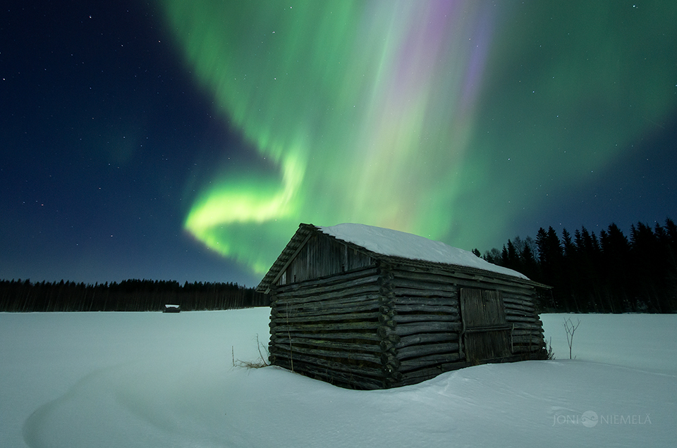Northern Lights by Nitrok