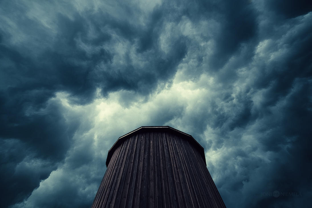 Storm In The Making by JoniNiemela