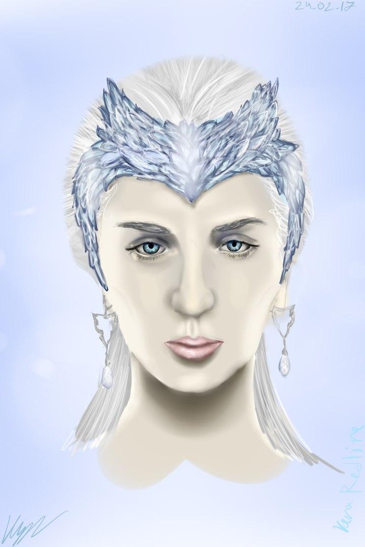 Queen Freya by Vinelly-De-Sun
