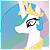 Princess Celestia Free icon by Nattsu-San