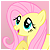 Fluttershy Free Icon by Nattsu-San