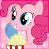 Pinkie Pie Messenger Icon by Nattsu-San