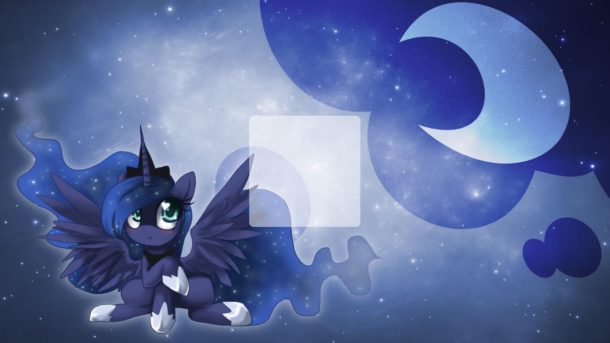 Luna Background for Windows 7 by Nattsu-San
