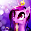 Princesse Cadence v2 - MSN Icon by Nattsu-San