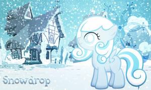 Snowdrop - Wallpaper by Ia-go