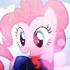 Pinkie Pie - MSN Free Icon by Nattsu-San