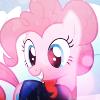 Pinkie Pie - MSN Free Icon by Ia-go