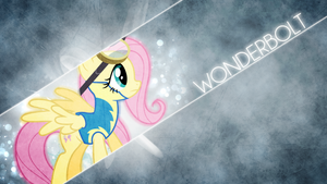 Wallpaper : Wonderbolt Fluttershy