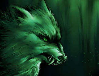 green wolf commission
