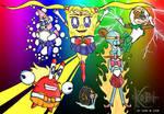 Spongebob Moon Pants