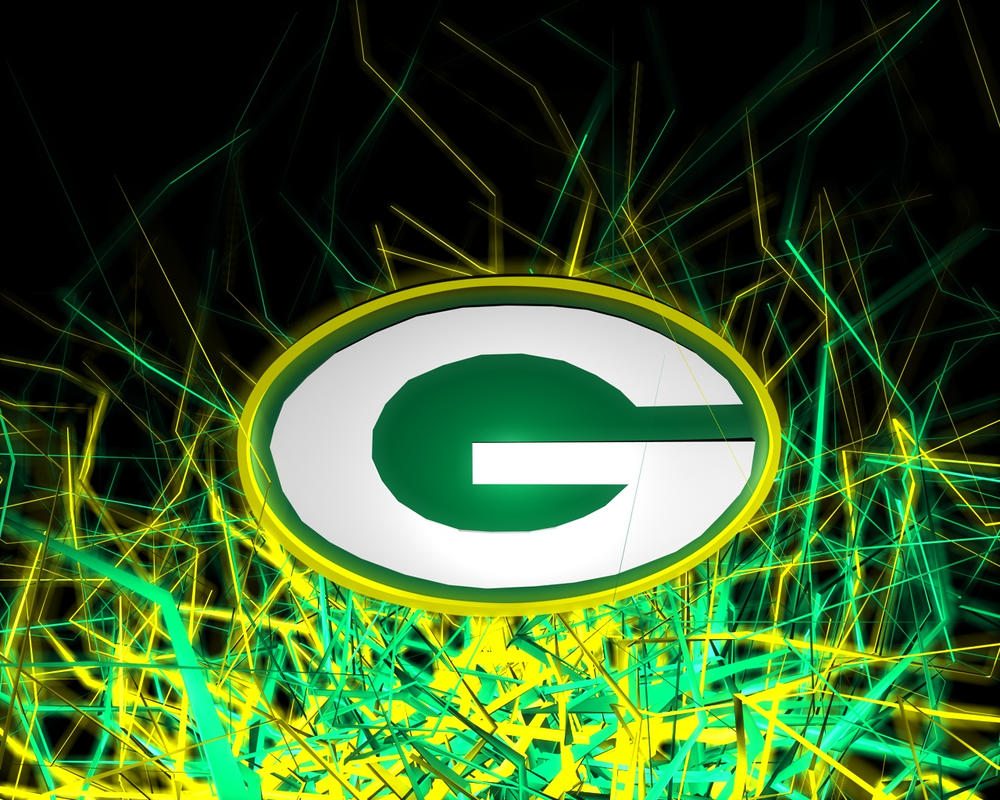 Green Bay Packers Logo By Socket478