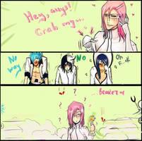 Szayel - 'GRAB MY ...' - meme by Yukitoko