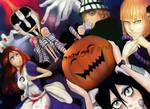 Bleach halloween.