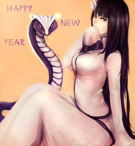 Happy New Year by Yukitoko