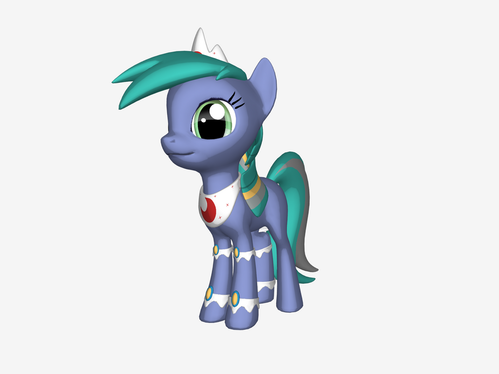 Princess accessories (1.0.4 preview) by PonyLumen