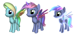 3d Pony Creator version 1.0.6