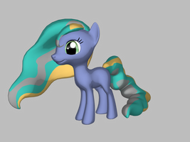Long face (version 1.1.0 preview) by PonyLumen