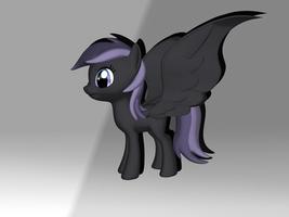 Dark Wings by PonyLumen