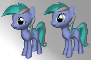 New Eye Shapes by PonyLumen