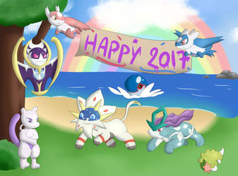 Happy 2017 by PonyLumen