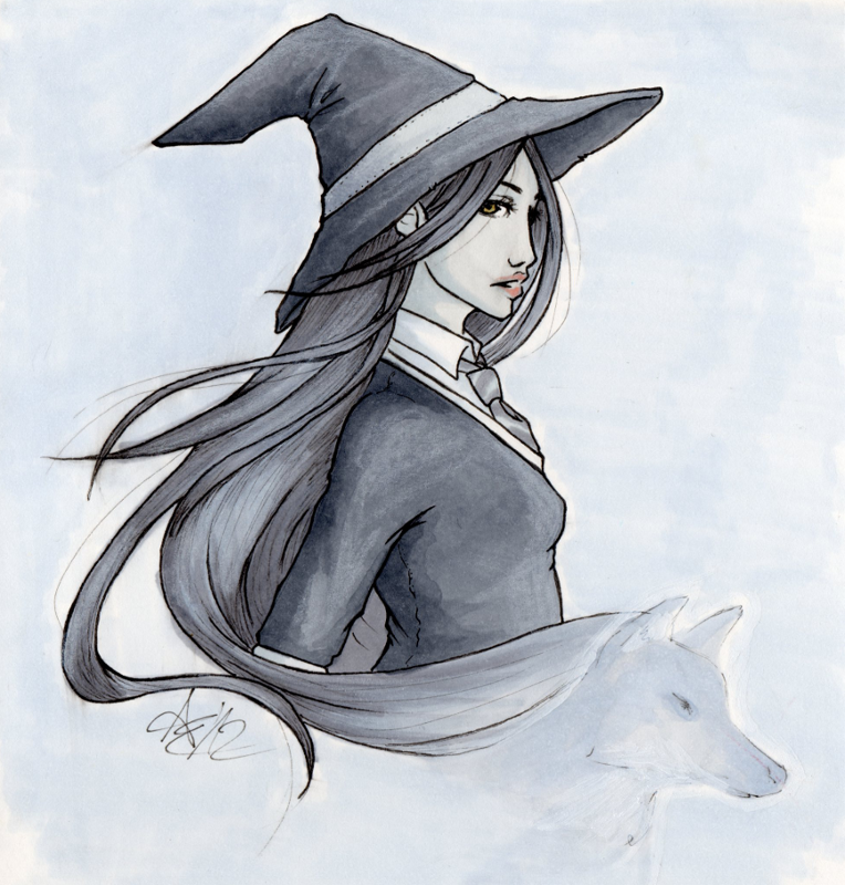 Witch by AyaEtoshi