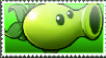 Peashooter stamp by FunnyGamer95