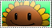 Sunflower stamp by FunnyGamer95