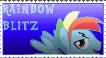 Rainbow Blitz stamp by FunnyGamer95