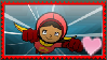 I love WordGirl stamp by FunnyGamer95