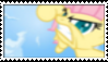 Angry fluttershy stamp by FunnyGamer95