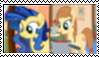 MilkywayxButtonmom Stamp by FunnyGamer95