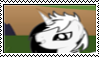 Ghostdude stamp by FunnyGamer95