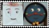 Padlock stamp