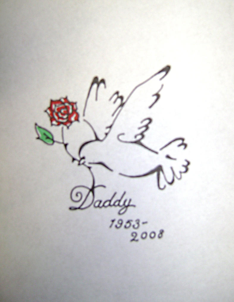 dove tattoo commission by petitedesse on deviantart. Black Bedroom Furniture Sets. Home Design Ideas