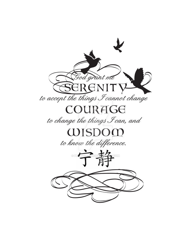 Serenity Tattoo Com By Petitedesse On Deviantart