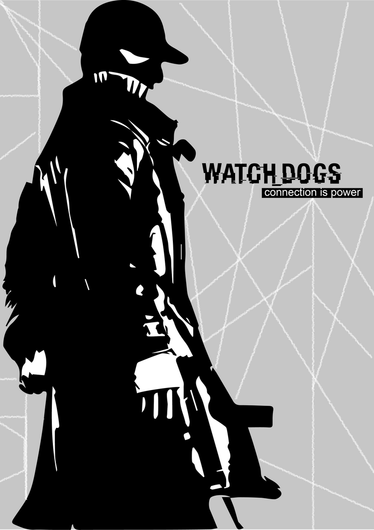 Watch Dogs Game Poster v.2 by blackealge642