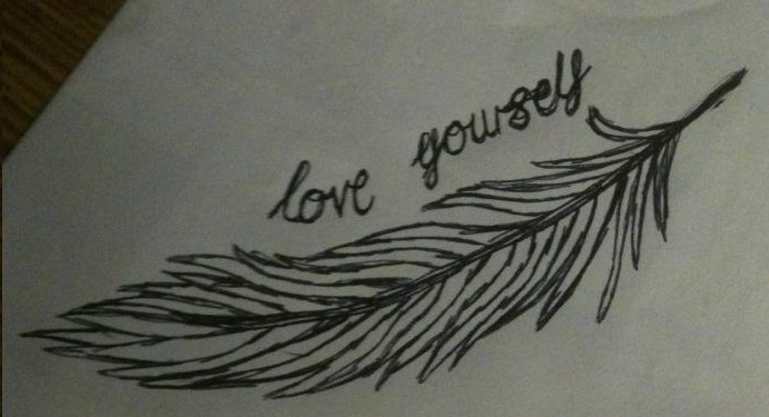 Love Yourself by robynrockin
