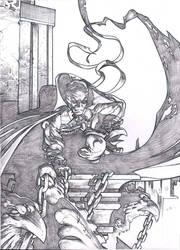 Grim Ghost 03 by druje