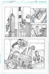 ARROW #20 Page 6 by druje