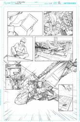 ARROW #20 Page 9 by druje