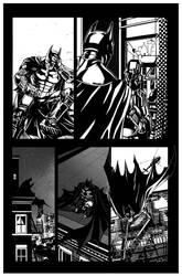 Batman: Arkham Origins Week 6 Page 105 A by druje