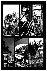 Batman: Arkham Origins Week 6 Page 105 B