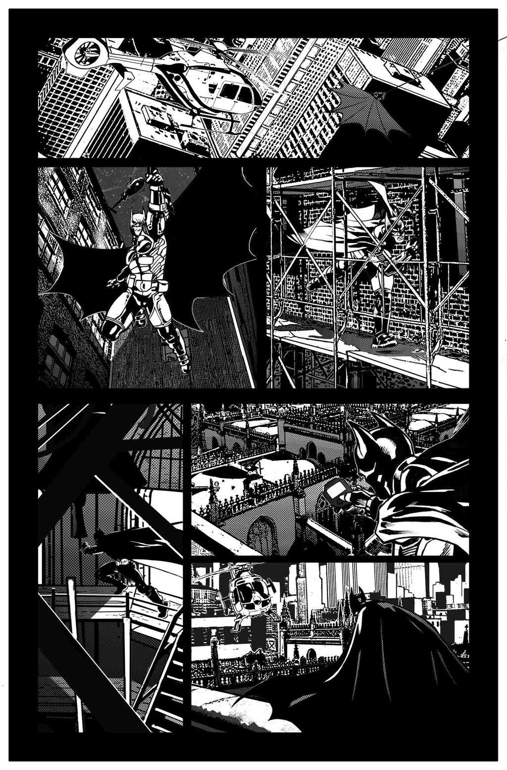 Batman: Arkham Origins Week 6 Page 106 by druje