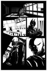 Batman: Arkham Origins Week 6 Page 108