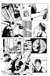 Person of Interest 301 Inks