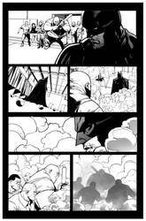 Batman: Arkham Origins Week 7 Page 119