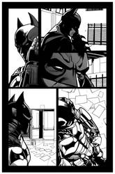 Batman: Arkham Origins Week 7 Page 123